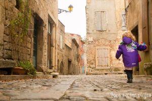 Caminando por Lagrasse