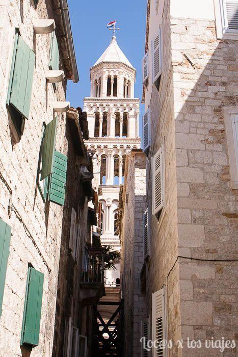 Callejeando por Split: Catedral de San Diomo