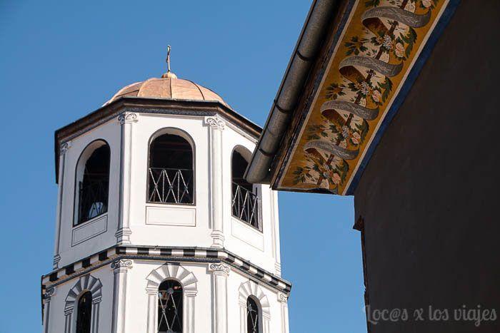 Plovdiv con niños: Iglesia de Sveti Konstantin y Elena
