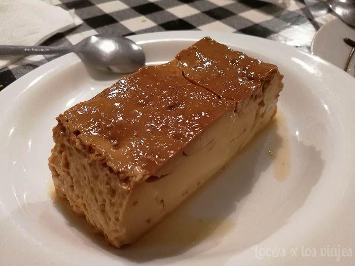 Gastronomía de Tenerife: Quesillo canario