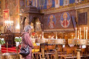 Catedral ortodoxa de Sveta Nedeyla en Sofía