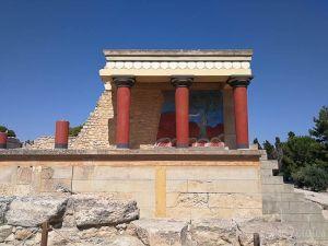 Guía de Grecia con niños: En Creta