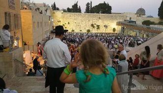 ¿Es seguro viajar a Israel? ¿Y con niños?