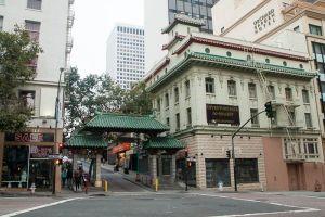 San Francisco: entrada a Chinatown
