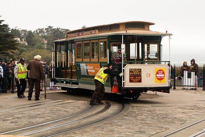 San Francisco: Cable Car