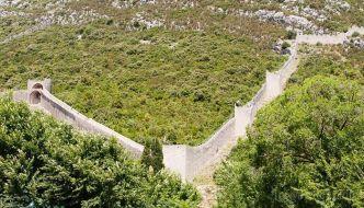 La muralla de Ston