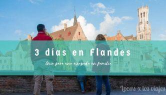 Guía Flandes con niños