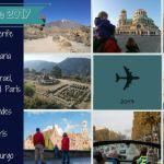 Los viajes de 2017