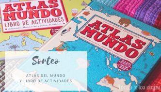 Atlas del Mundo o cómo viajar sin salir de casa… ¡¡SORTEO!!