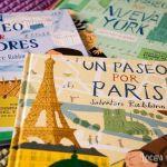 Un paseo por París, Londres y Nueva York