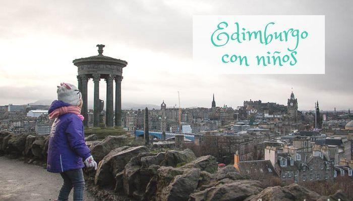 Edimburgo con niños