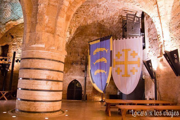 Fortaleza Hospitalaria de Acre / Akko