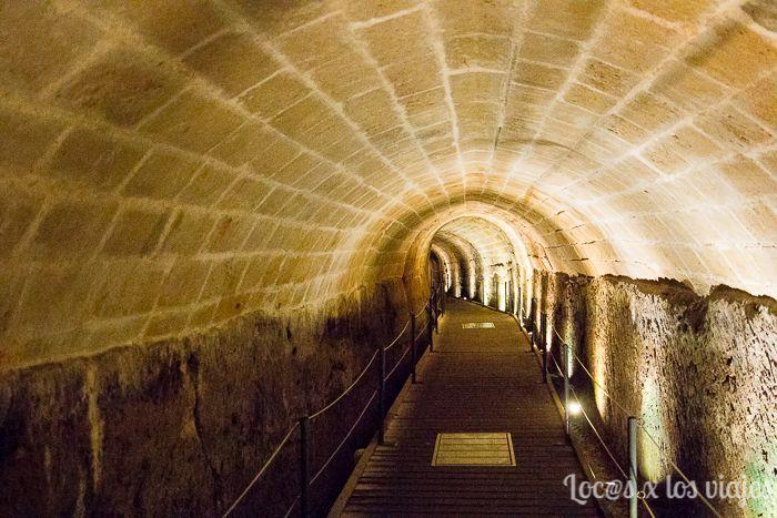 Túnel de llos Templarios de Acre / Akko