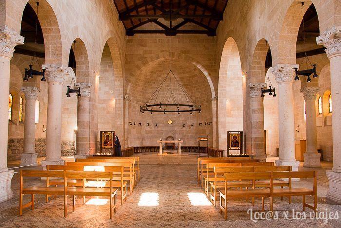 Iglesia de la Multiplicación de los Panes y los Peces