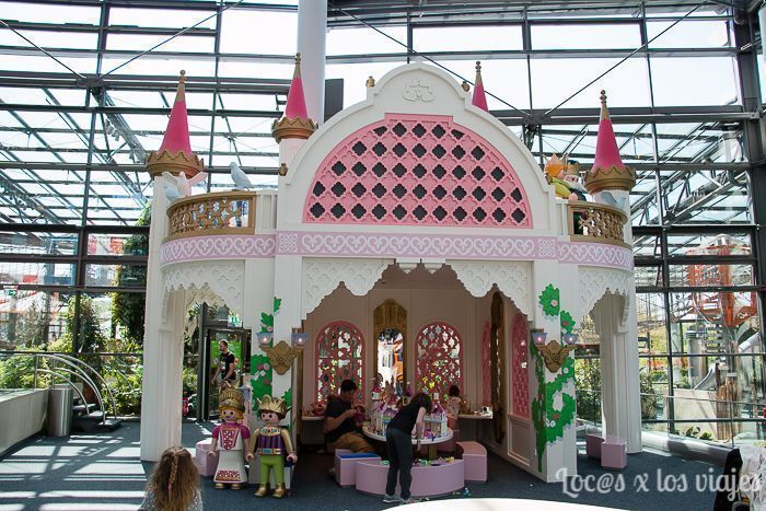 HOB Center en el Playmobil FunPark