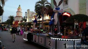 Parque Warner: Desfile final