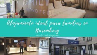 Hotel ideal para familias en Nuremberg