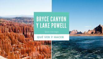 Visita a Bryce Canyon y paseo en barco por Lake Powell