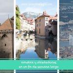 GUÍA: Ginebra y alrededores en un fin de semana largo