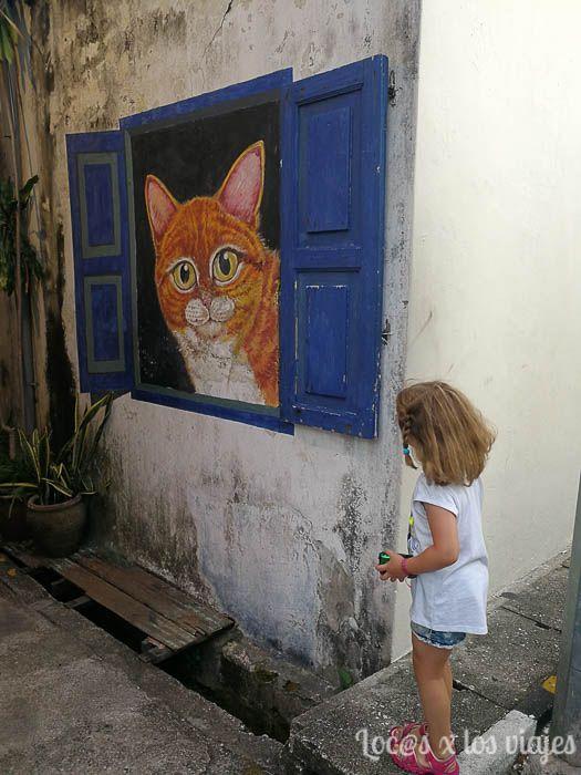 Grafiti en George Town