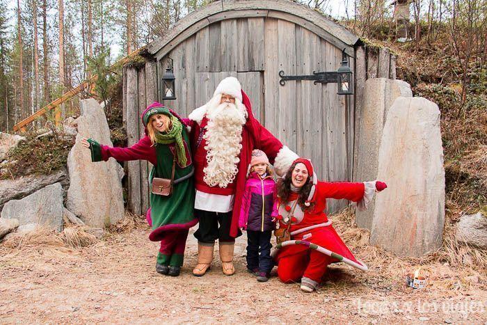 Laponia por libre: Joulukka