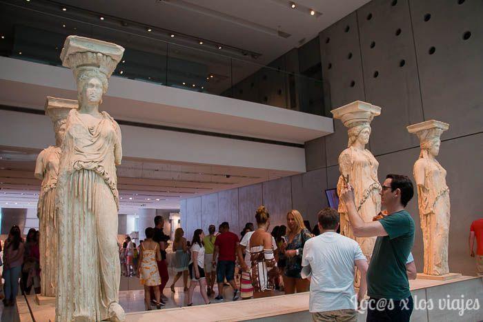 Atenas: Museo de la Acrópolis
