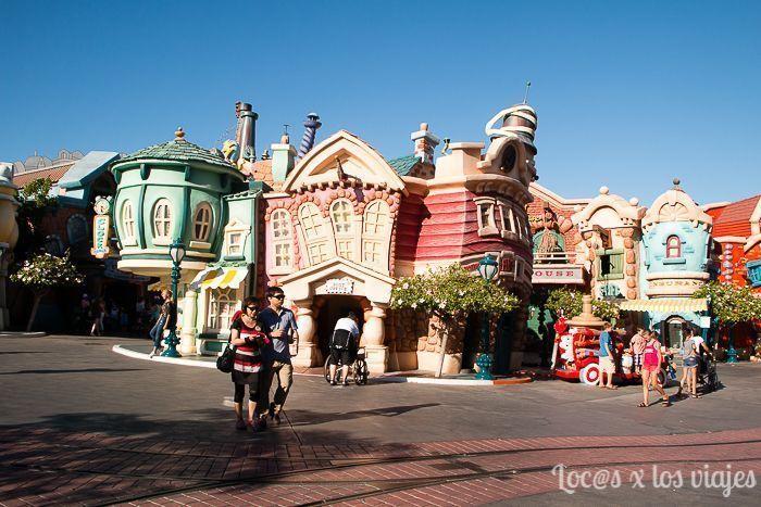 Visitar Disneyland Resort en Anaheim