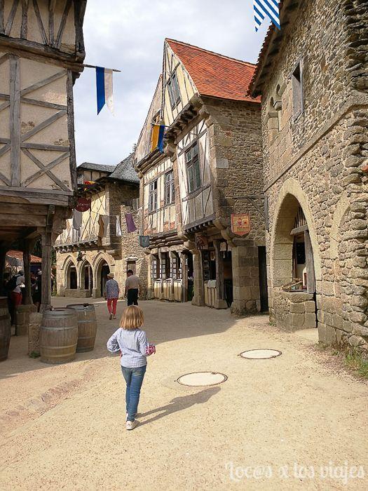 Puy du Fou: La Ville Medievale
