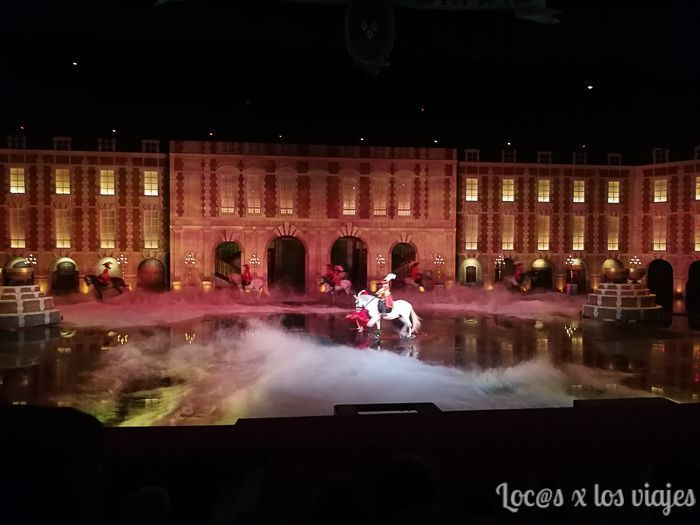 Puy du Fou: Mousquetaire de Richelieu
