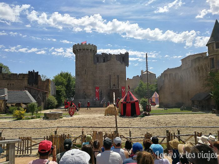 Puy du Fou: Le secret de la Lance