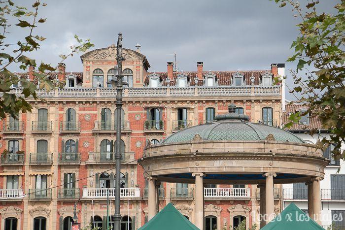 Pamplona en un día: Plaza del Castillo