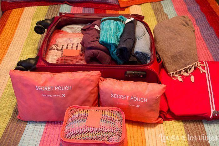 Nuestras maletas de mano Gabol