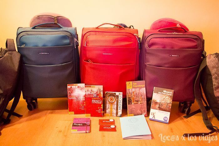 Nuestras maletas Gabol
