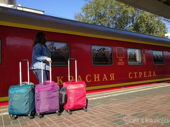 Viajando solo con equipaje de mano de Gabol
