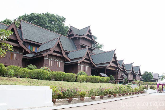 Melaka: Palacio del Sultanato
