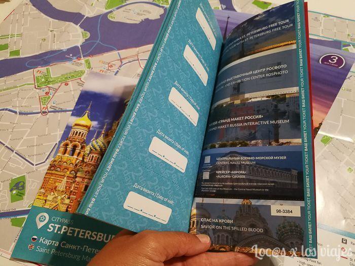 Los cupones de la Saint Petersburg CityPass