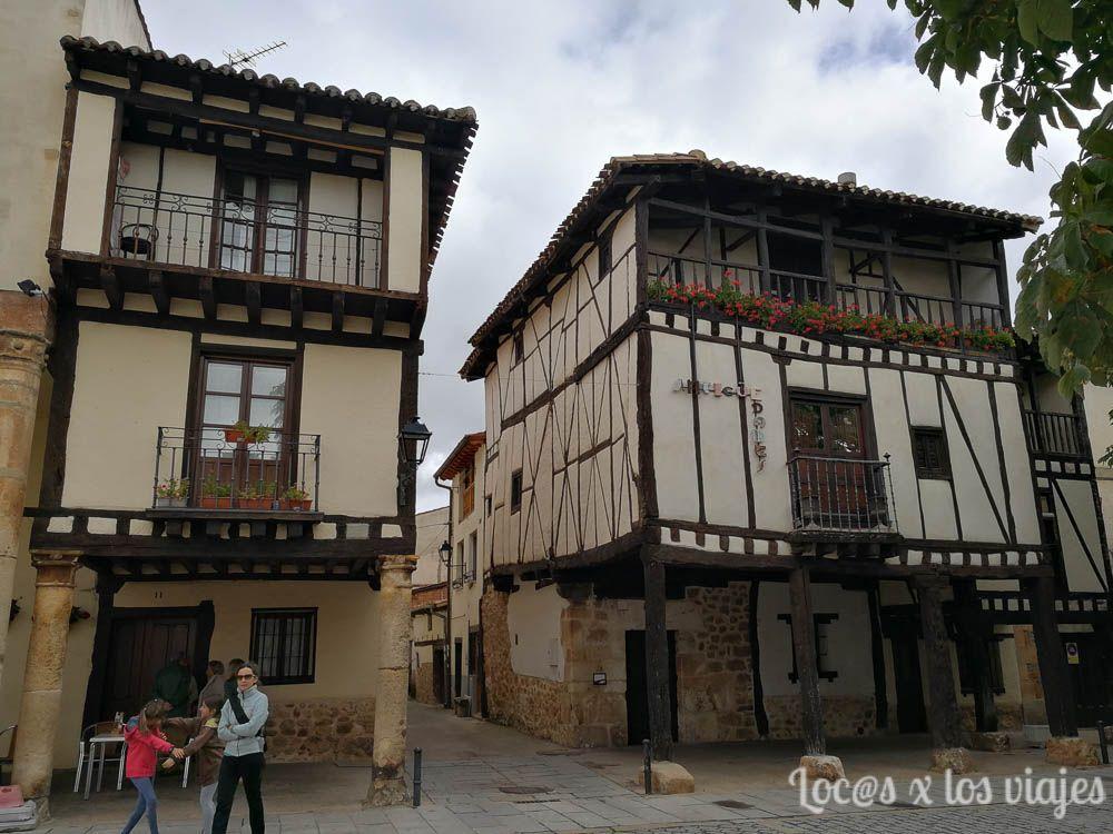 Burgos en un fin de semana con niños: Covarrubias