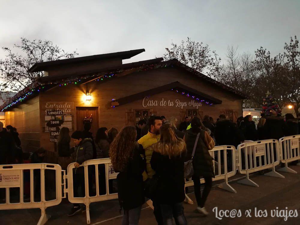 Mágicas Navidades de Torrejón; Casa de los Reyes Magos
