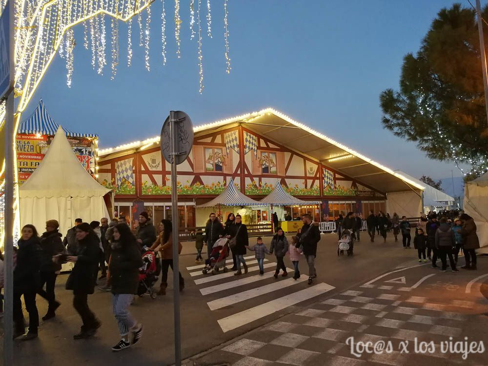 Mágicas Navidades de Torrejón: Bavarian Christmas