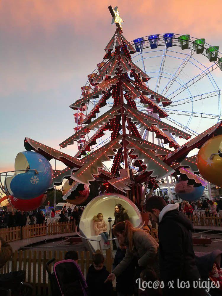 Mágicas Navidades de Torrejón: atracciones