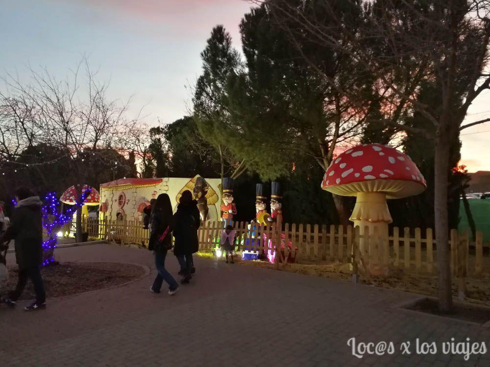 Mágicas Navidades de Torrejón: Avenida Guachis