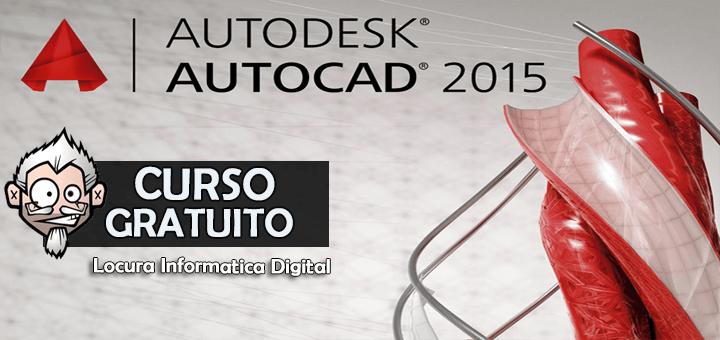 curso autocad 2015