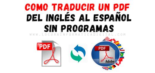 traducir un documento