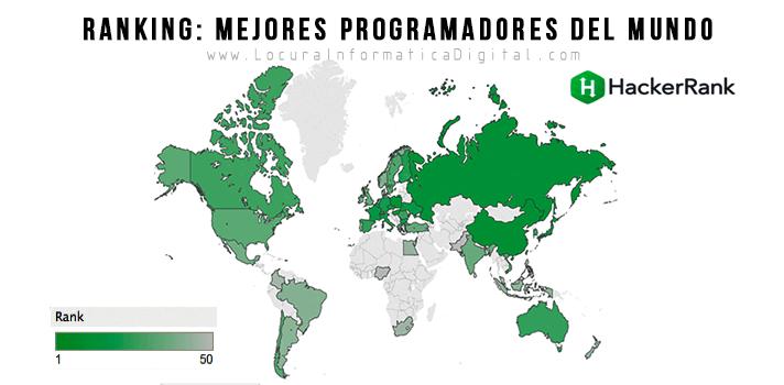 mejores programadores del mundo