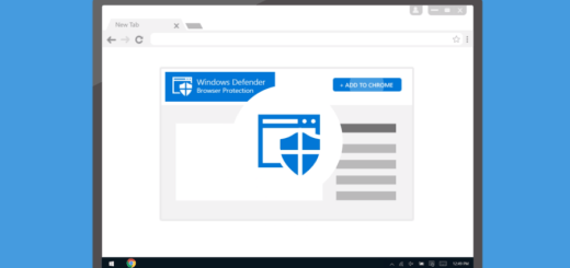 Microsoft lanza su antivirus gratuito 'Windows Defender' para Google Chrome