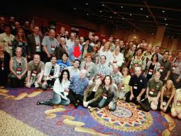Convención de locutores en Disneyland Voice 2012