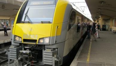 Trein Brussel-Noord