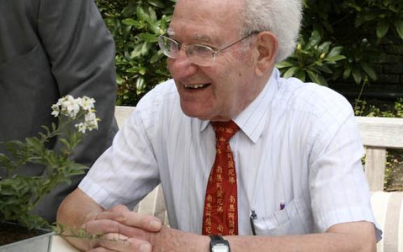 Hajo Meyer, onvermoeibaar Joods strijder tegen het zionisme