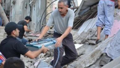 Gaza: permanente angst, geen drinkbaar water, geen elektriciteit