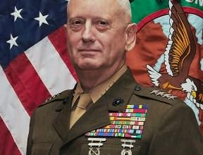 Viersterrengeneraal James Mattis